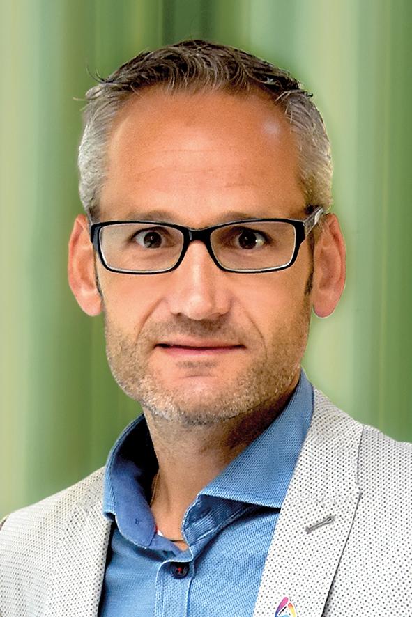 Foto von Roman Neubauer, Geschäftsführer der G31